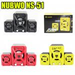NS-51 NUBWO SPEAKER 2.1 BLUETOOTH