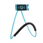 ที่จับมือถือแบบคล้องคอ สีฟ้า