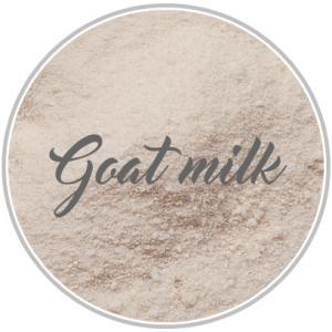 ชุด Milky Salt Scrub เกลือผงขัดผิว ผสมนม กลิ่นนมแพะ 1500 กรัม