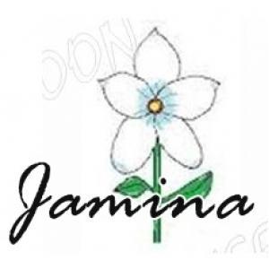 JAMINA น้ำหอมผสมเทียน