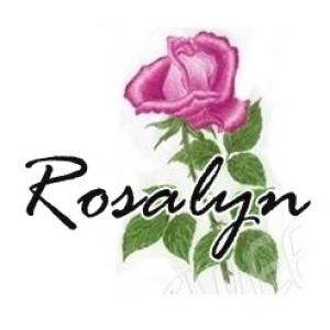 ROSALYN น้ำหอมผสมเทียน