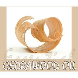 CEDARWOOD OIL น้ำมันหอมระเหย