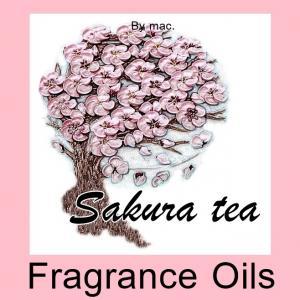 SAKURA TEA หัวน้ำหอมชาซากุระ