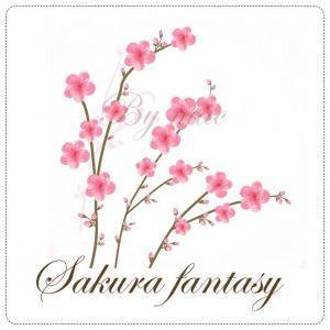 SAKURA FANTASY หัวน้ำหอมซากุระ แฟนตาซี