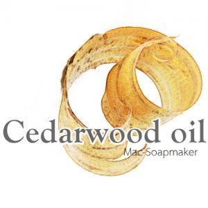 Cedarwood oil / น้ำมันหอมระเหยซีดาร์วู้ด