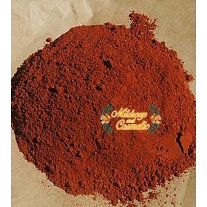 RED MUDSTONE POWDER ผงโคลนสีแดง 25 กรัม