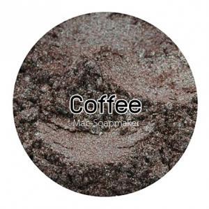 Coffee mica pearlescent pigment/ สีกาแฟประกายมุก /สีผงไมก้า