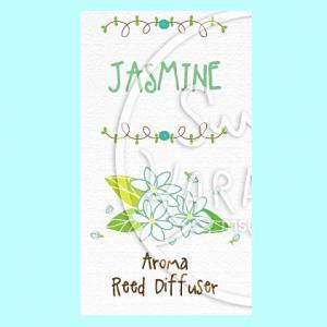 JASMINE DIFFUSION OIL 30 - 200 ML