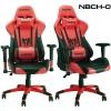 เก้าอี้ เกมมิ่งNUBWO ERGONOMIC GAMING CHAIR รุ่น CH-007 สีแดงดำ