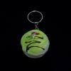 พวงกุญแจ สกุชชี่โดนัท(สีเขียว) 12อัน