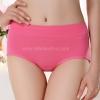 กางเกงในผ้าฝ้ายผสม สีชมพู โอรส