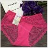 กางเกงในเซ็กซี่ ซีทรูเต็มตัว สีชมพูบานเย็น