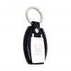 พวงกุญแจ(หนังเทียม+อลูมิเนียม)รถยนต์ฮอนด้า 12อัน