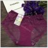 กางเกงในเซ็กซี่ ซีทรูเต็มตัว สีม่วง