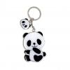 พวงกุญแจอะคริลิค หมีแพนด้า 12อัน