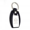 พวงกุญแจ(หนังเทียม+อลูมิเนียม)รถยนต์นิสสัน 12อัน