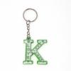 พวงกุญแจตัวอักษร K 12อัน