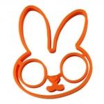 แม่พิมพ์ซิลิโคนทอดไข่ดาว รูปกระต่าย NanaBaby