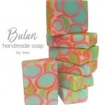 Bulan dessert Handmade Soap