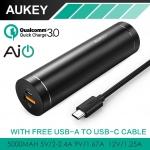 Aukey Quick Charge 3.0+2.0 PowerBank 5000 maH