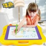 กระดานวาดภาพ เขียนลบได้ ขนาดจัมโบ้ Colour Magnetic Draw Board