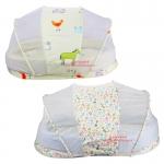 ชุดที่นอนพร้อมมุ้งครอบเด็กแรกเกิด (68x100x58ซม.) Palm&Pond