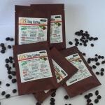 กาแฟดริป พลัส พีเบอรี่ 1 x 8 g. x12 @y Drip Coffee Plus Peaberry 1 x 8 g. x12