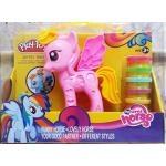 แป้งโดว์ม้าโพนี่-ชุดเล่นแป้งโดว์-play-toy-ตกแต่งม้า-pony
