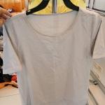 #019 เสื้อทำงานผ้าชีฟอง 800-850ตัว