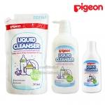 Pigeon ผลิตภัณฑ์ทำความสะอาดผลิตภัณฑ์สำหรับเด็ก Liquid Cleanser