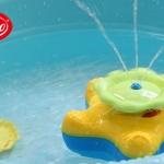ปลาดาวพ่นน้ำ ของเล่นอาบน้ำ Cikoo