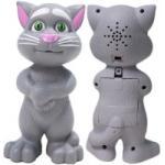 แมวทอม TOM CAT พูดได้ 2 ภาษา ร้องเพลง อัดเสียงพูดตาม