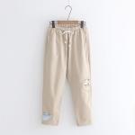 Pre-order กางเกง เสื้อผ้านำเข้า กางเกงขายาว 16375