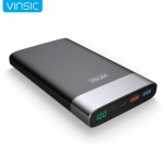 Vinsic Quick Charge 3.0+2.0 PowerBank 20000 maH