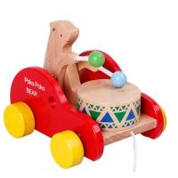 ของเล่นไม้ รถลากหัดจูงเด็ก