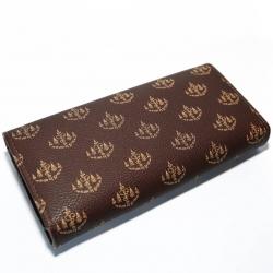 กระเป๋าใส่เงิน ( ญ ) สามพับยาว เพิ่มช่องซิป และช่องใส่บัตร