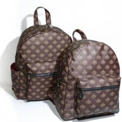 กระเป๋าเป้ (เล็ก) อะไหล่ เงิน/ทอง/รมดำ ใช้งานสะดวก สามารถรับน้ำหนัก ได้เป็นอย่างดี