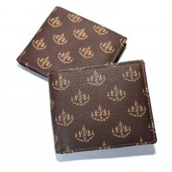 กระเป๋าใส่เงิน ( ช ) รุ่นธนบัตรไทย พร้อมช่องใส่บัตร 8 ช่อง