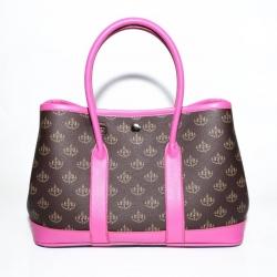 """กระเป๋าถือเก็บเงิน """"พูล เพิ่ม ทรัพย์"""" แบบคอนเซ็ป 7 วัน 7 สี (วันอังคาร สีชมพู)"""