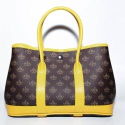 """กระเป๋าถือเก็บเงิน """"พูล เพิ่ม ทรัพย์"""" แบบคอนเซ็ป 7 วัน 7 สี (วันจันทร์ สีเหลือง)"""