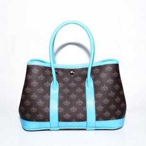 """กระเป๋าถือเก็บเงิน """"พูล เพิ่ม ทรัพย์"""" แบบคอนเซ็ป 7 วัน 7 สี (วันศุกร์ สีฟ้า)"""
