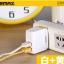 ที่ชาร์จ Remax Dual USB Charger 3.4 A thumbnail 5