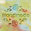 HANDMADE VINTAGE SOAP STAMP 4 X 4 CM.