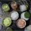 GREEN TEA BEESWAX LIP BASE ชุดทำสีผึ้งน้ำมันมะพร้าว กลิ่นชาเขียว