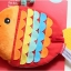 หนังสือผ้ารูปปลา SKK Baby รุ่น Ocean Pals Sea Activity Book เสริมพัฒนาการ