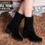 Pre-order รองเท้าแฟชั่น รองเท้านำเข้า รองเท้าบู้ท thumbnail 2