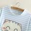 Pre-order เสื้อยืด เสื้อแฟชั่นนำเข้า เสื้อยืดแขนสั้น thumbnail 3