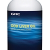 GNC Cod Liver Oil จีเอ็นซี น้ำมันตับปลา 100 Softgel Capsules Code: 873521 เลขทะเบียน อย. 10-3-02940-1-0055
