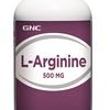 จีเอ็นซี แอล อาร์จินีน 500มก. 90 Capsules Code: 163922 เลขทะเบียน อย. 10-3-02940-1-0042