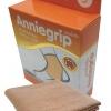 Anniegrip สำหรับสวมข้อเท้า ANKLE size S - ผ้าซัพพอร์ทรูปแบบใหม่ เนื้อผ้ายืดได้ 4 ทิศทาง ชุบซิงค์ออกไซร์นาโน ป้องกันแสงยูวี และกลิ่นอับชื้น เสริมสร้างสัดส่วน บรรเทาอาการปวด